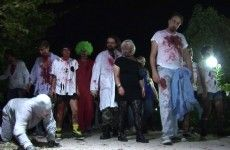Zombie Walk Gradara 2014 – Interviste